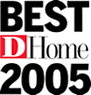 Desco Fine Homes named one of D Home's Best Builders in Dallas 2005