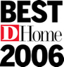 Desco Fine Homes named one of D Home's Best Builders in Dallas 2006