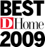 Desco Fine Homes named one of D Home's Best Builders in Dallas 2009