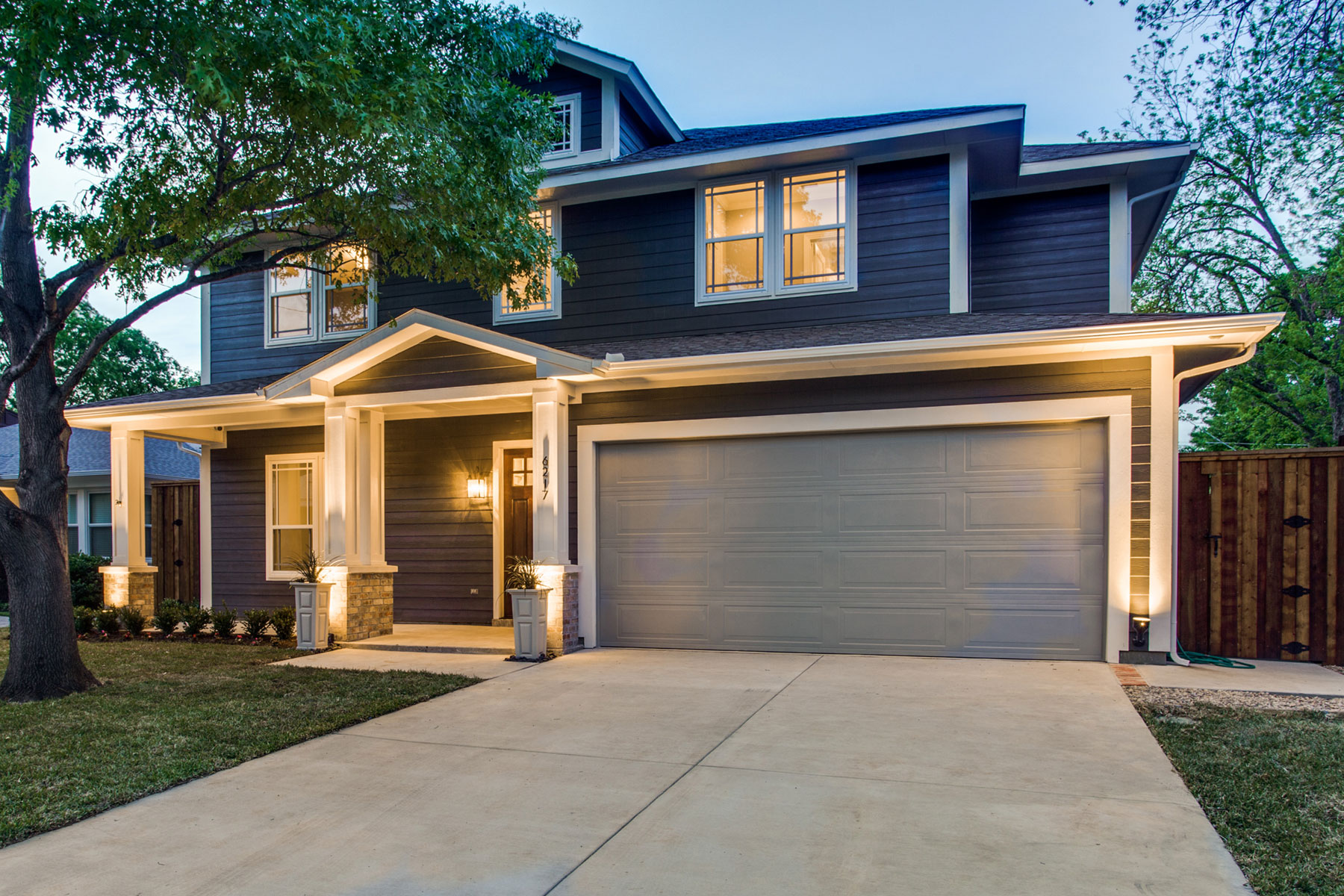 CUSTOM HOME IN LAKEWOOD - DALLAS, TX – SOLD By Desco Fines Homes!