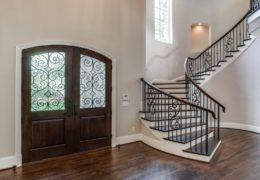 CUSTOM BUILT HOME IN PRESTON HOLLOW, DALLAS, TX – BUILT BY CUSTOM HOME BUILDER, DESCO FINE HOMES.