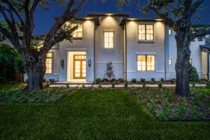 FOR SALE: NEW CUSTOM HOME AT 11011 JAMESTOWN IN PRESTON HOLLOW, DALLAS, TX