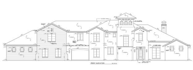 For Sale: New Custom Home at 1 Bella Porta Place in North Dallas, TX