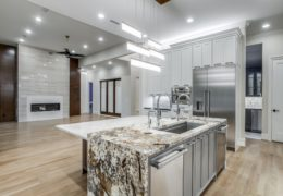 FOR SALE BY DESCO FINE HOMES: New Custom Home at 1 Bella Porta Place in Davinci Estates in North Dallas, TX